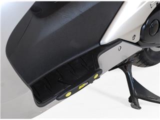 Slider de marche-pied R&G RACING noir Honda SW-T600 - 445606