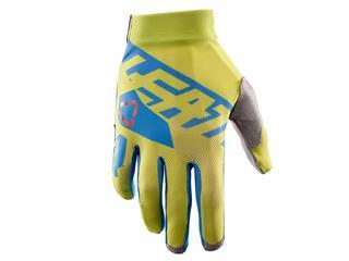 LEATT GPX 2.5 X-Flow Yellow/Blue Gloves Size L (EU9 - US10)