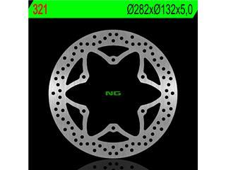 NG 321 Brake Disc Round Fix