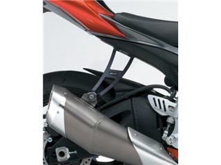 R&G RACING Exhaust Hanger Black Suzuki GSX-R600/750