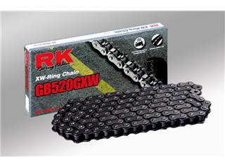 RK GXW Kedja 530 118-Länkar Svart