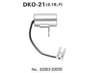 Condensateur TOURMAX Suzuki - 013706