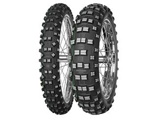Pneu MITAS TERRA FORCE-EF 140/80-18 M/C 70R TT FIM SUPER LIGHT green