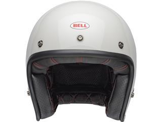 Casque BELL Custom 500 DLX Solid Vintage White taille S - 1eaa0291-0901-4e6a-95e4-94e12aa078df