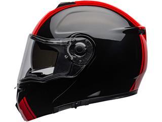 BELL SRT Modular Helmet Ribbon Gloss Black/Red Size XXL - 1eaddc94-5dc0-4992-9a5e-0f5549ff1d77