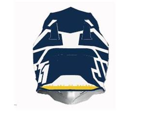 JUST1 J12 Helmet Unit Blue/Yellow Size S - 1ed60acc-941a-4d4e-bea9-af6f26fac602
