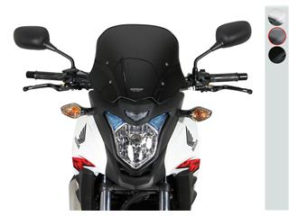 MRA Tourenscheibe, getönt Honda CB500X