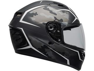 BELL Qualifier Helmet Stealth Camo Black/White Size XS - 1efb954c-9991-48f4-9511-1d1c24889a3a