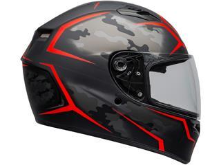 BELL Qualifier Helmet Stealth Camo Red Size L - 1eff2714-6f68-46a9-b575-c8b0e91b7f93