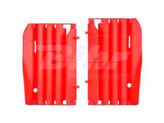 Aletines de radiador Polisport 8456300002 rojo Honda - 1f492f85-2aff-454a-bb56-6344f6db1733