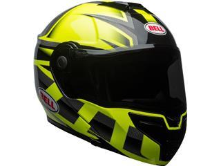 BELL SRT Predator Modular Helmet Gloss Hi-Viz Green/Black Size S - 1f50672d-9ab7-4d72-8a81-61fa1ce7c362