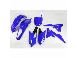 Kit plastique UFO bleu Yamaha YZF - 78006772
