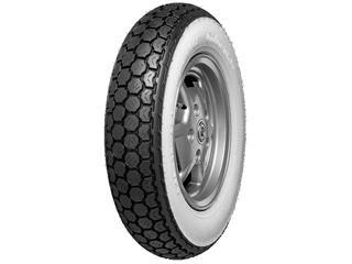 CONTINENTAL Tyre K62 RF WW White wall 4.00-10 M/C 69J TT
