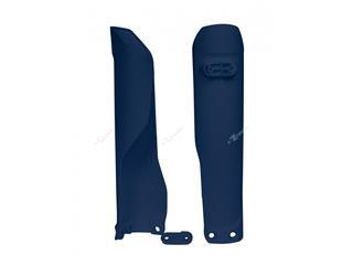 Protections de fourche RACETECH bleu Husqvarna - 7805025