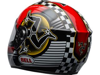 BELL SRT Helm Isle of Man 2020 Gloss Black/Red Größe L - 207c1559-f565-4ea7-8bba-88b9ee9b711e