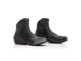 RST Tractech Evo III Short WP CE Boots Black Size 45 Men