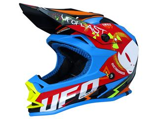 Casque UFO Onyx Kids Electroshock taille M