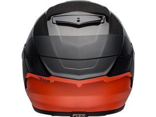 BELL Race Star Flex DLX Helmet Carbon Lux Matte/Gloss Black/Orange Size XL - 2189b701-39e3-457c-9176-86b1020a8ba9