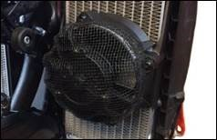 Protection de ventilateur TWIN AIR Husqvarna/KTM - 790818