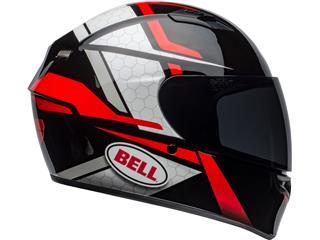BELL Qualifier Helmet Flare Gloss Black/Red Size XXL - 21acff21-29d2-4f64-9d9f-68023e22080b