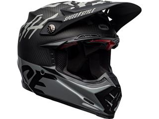 Casque BELL Moto-9 Flex Fasthouse WRWF Black/White/Gray taille S - 21af8fc0-1b57-4409-9995-d16bba3d4a1e