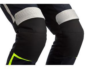 Pantalon RST Maverick CE textile bleu/gris taille EU M femme - 21d10c07-23dc-4187-ad39-a938f55ef8ac