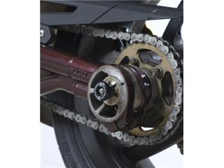 Protection de bras oscillant R&G RACING noir Benelli TNT 1130 Cafe Racer