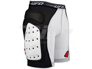 Calças curtas UFO com proteção branca tamanho XL PI06281KXL