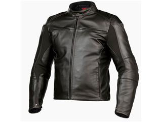 Dainese Razon Jacket Leather Black Size 58 Man