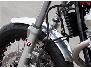 """Front aluminium mudguard LSL Honda CB1100 18"""""""