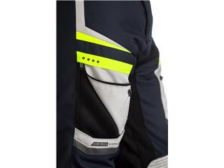 Pantalon RST Maverick CE textile bleu/gris taille EU M femme - 21f99693-3a4a-412b-b80d-9ba4ed5c5eea