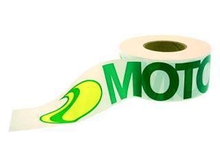 Ruban de balisage MOTOREX rouleau 200m