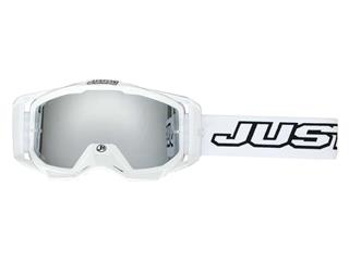 JUST1 Iris Goggle Solid White