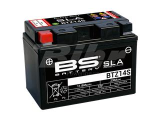 Bateria BS Battery SLA BTZ14S (FA)