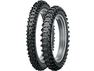 DUNLOP Tyre GEOMAX MX12 110/100-18 M/C 64M TT