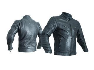 Veste RST Interstate IV cuir noir taille 3XL homme - 118360150