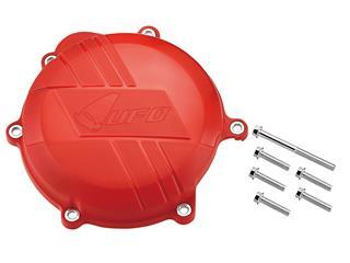 UFO Kupplungsdeckelprotektor rot Honda CRF250R - 78157731