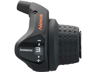 REVO SHIFTER SHIMANO NEXUS 3/OUT W BELL 2000MM/BLACK