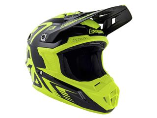 ANSWER AR1 Edge Helmet Black/Hyper Acid Size M - 2311148f-0a82-4c5b-b2fe-f92aff8db155