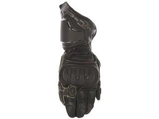 Oxford RP-1 Acqua waterproof black leathe gloves S.S