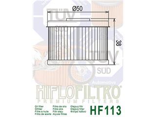 HIFLOFILTRO HF113 Oil Filter - 233641f2-9807-4841-ae5d-a6f3cf684545