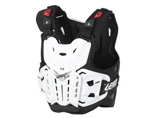 LEATT 4.5 Chest Protector White Size S/XL (54-95kg) - 233e3ec5-47ee-4413-987a-21a895b00f0d