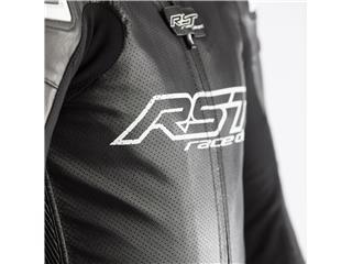 RST Race Dept V Kangaroo CE Leather Suit Short Fit Black Size YXL Junior - 234f1b6a-7003-44e5-b251-c2ae1d6f40f8