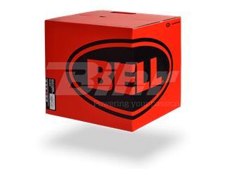 CASCO BELL CUSTOM 500 DLX NEGRO BRILLO 58-59 / TALLA L (Incluye bolsa de piel) - 235084a7-e282-4a85-9954-04b76dab7644