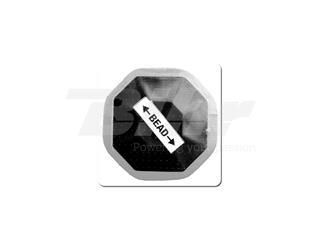 Parche moto 75x75mm (Caja 10pcs)