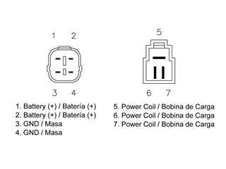 Régulateur TECNIUM type origine Suzuki - 2392f9c6-f1d6-4803-94f9-3c0ac0dcb146