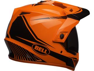 Casque BELL MX-9 Adventure MIPS Gloss HI-VIZ Orange/Black Torch taille L - 23c23d09-5c8b-4765-bae6-0c38b130771e