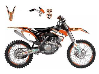 BLACKBIRD Dream Graphic 3 Graphic Kit KTM EXC/SX