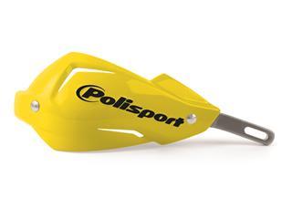 Coque de rechange POLISPORT protège-mains Touquet jaune - PS026025