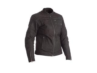 RST Ripley CE Jacket Leather Black Size XS Women